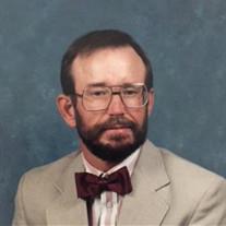 """Mr. Walter Evan """"Bubba"""" Acre Jr."""