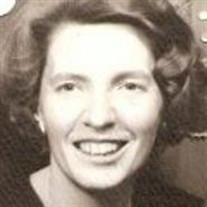 Letty Kathleen Eckensberger Reeder