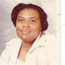 Mrs. Thelma Louise Thompson