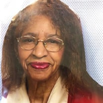 Mrs. Phyllis Jean Moore