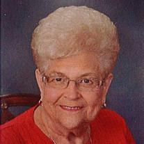 """Ann """"Butter"""" Atwell  Morris"""