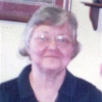 Mrs. Twilla May Dillard