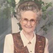 Mildred F. Worley