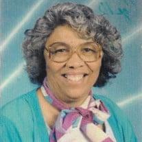 Ms. Jessie Sanders