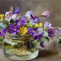 Violet  Lorraine  Pittman
