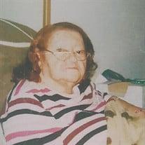 Mrs Florence V Brown