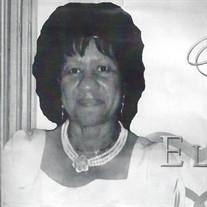 Mrs. Mary Elizabeth Jordan