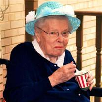 Sister Eugene Marie Geiger SSND