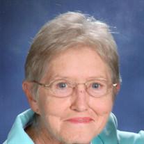 """Miriam """"Bonnie""""  Thimling"""