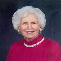 Dorothy Edna Garland