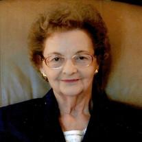 Velma Lea Summerhill Melancon