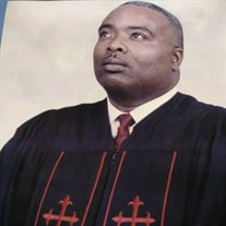 Rev. Warren Jamal Madison Sr.