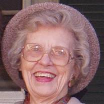 Margaret Helen French Jones