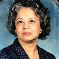 Mrs. Alidia Brown