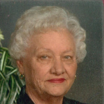 Alma Warren Strickland