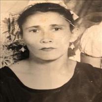 Eva Irigoyen Chavarria