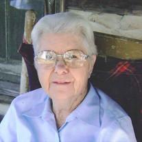 Ollie Elizabeth Williams Montgomery