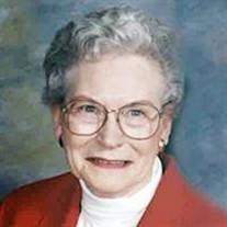 Anna Marie ( Bennetsen ) Brigham