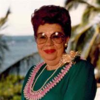 Mrs. Peggy Ann Holmes