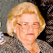 Betty Ruth (Aunt Ruth) Massengill