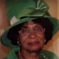 Mrs. Dorothy Guidry Thomas