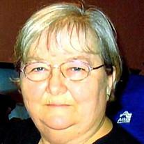 Patricia May Skinner (nee Rudling