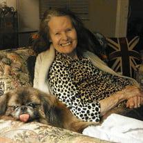 June Madeleine Stewart Tomlinson