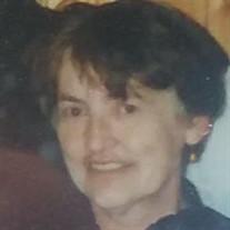 Clara Jeanette Burba