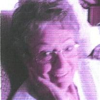 Peggy Joyce Levering