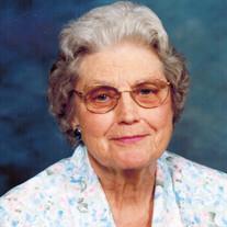 Mrs. Frankie B. Dunaway