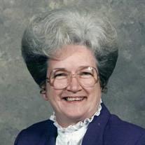 Evelyn Joyce McClellan