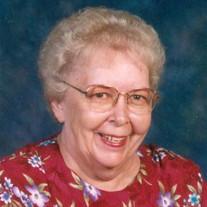 Annie Faye Calvert