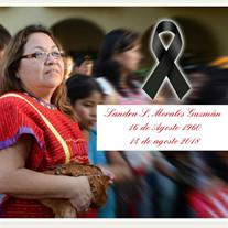 Sandra Sara Morales Guzman