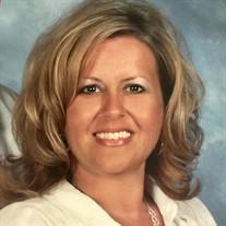 Jennifer Wagoner Martin of Selmer, Tennessee