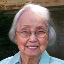 Dorothy (Tao-Chung) Wei Chih