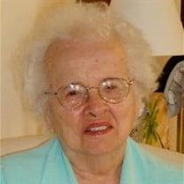Zelpha Margaret Boehm