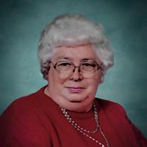 Ruby  Josephine Matthews Crews