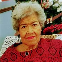 Janie (Juanita) Montoya