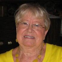Thelma Joyce Anderson Burkhalter