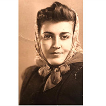 Mary Pourundokht Boloori Sotoudeh