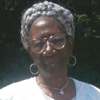 Rev  Bertha Mae Times Obituary - Visitation & Funeral