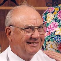 Wayne 'Pat' Russell Patterson