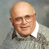 Richard Lee (Steckey) Steckelberg