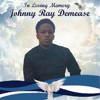 Mr. Johnny Demease
