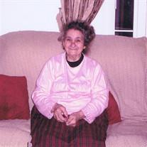 Christine Elizabeth Humfleet Sizemore