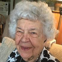 Gladys Sanders Merklin