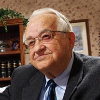 Maynard J. Miller
