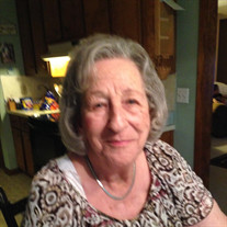 Mrs. Catherine Albert McLeod Bray