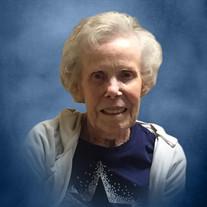 Olive June  Meggison