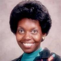 Mrs. Gwendolyn Yvonne Bennett Durrette